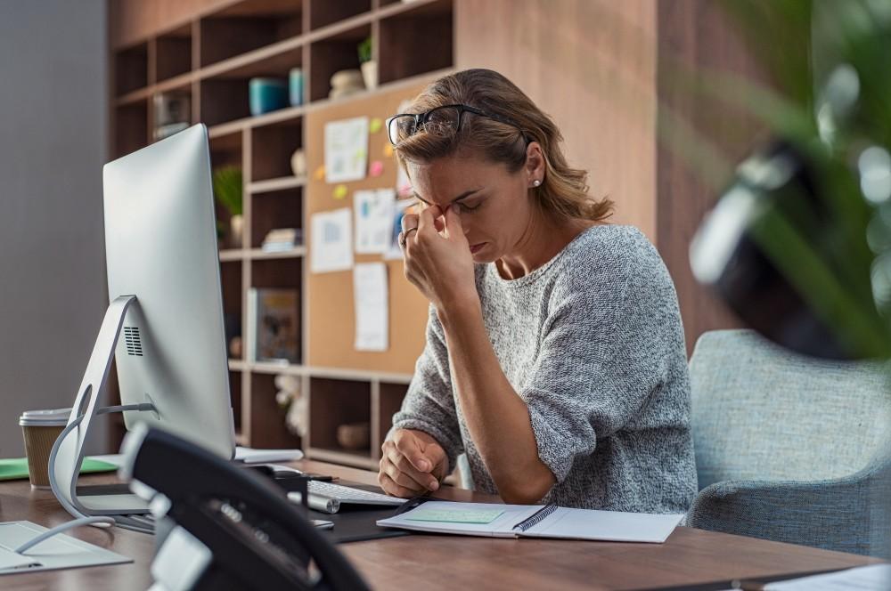Depresja w pracy – przyczyny i objawy